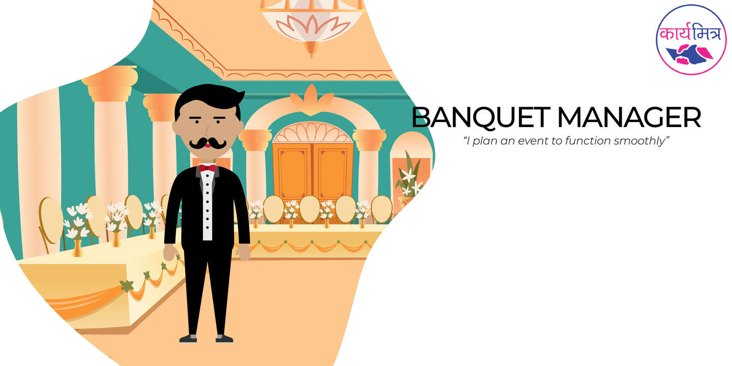 Large banquet manager