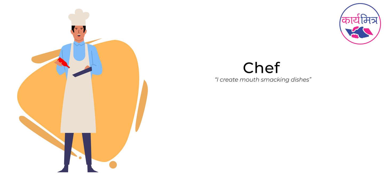 Large chef
